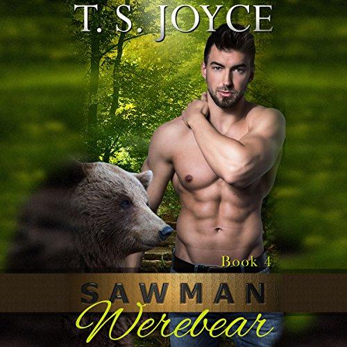 Sawman Werebear audiobook cover art