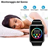 Zoom IMG-1 willful smartwatch uomo orologio telefono
