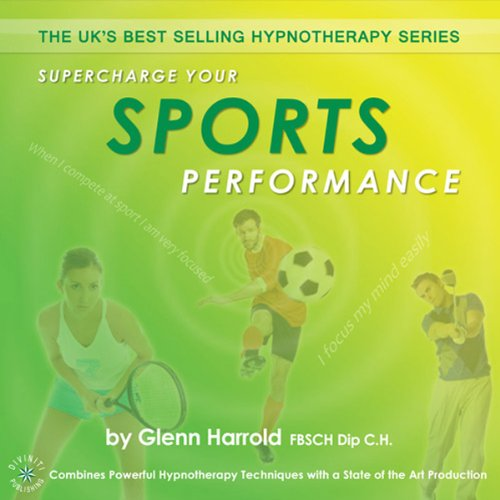 Supercharge Your Sports Performance audiobook cover art