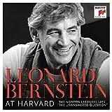 レナード・バーンスタイン アット・ハーバード~1973年ハーバード大学での「ノートン講義」の音声記録(13CD)