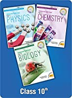 Combo Pack: Lakhmir Singh Class 10 Science (Biology, Physics, Chemistry) with Free Virtual Reality Gear (2021-2022...