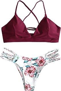0370 Neu ~ Sehr schönes Bikini-Set  Gr 36