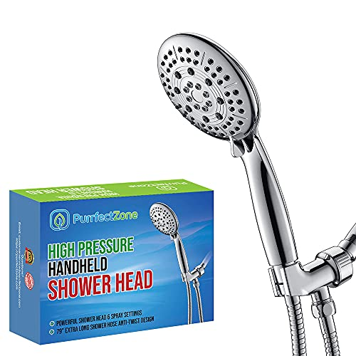 best rain shower heads with handheld