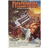 Jhmjqx Fitzcarraldo Werner Herzog Vintage Retro Moive Film