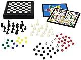 Juego - Travel Game I Gioco società per Bambini/Prima Infanzia I Confezione con 9 Giochi ...