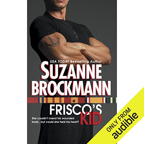 Frisco's Kid audiobook cover art