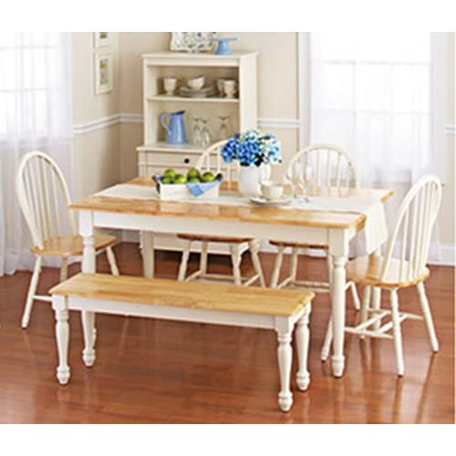 Country Style Kitchen Tables and Chairs: Amazon.com