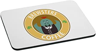 Coffee Bird Monster Pigeon Video Game Parody Computer Mouse Pad (B)