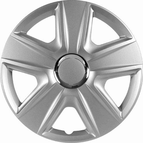 Universal Radzierblende Esprit silber 14 Zoll für viele Fahrzeuge passend