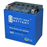 Mighty Max Battery YTX16-BS 12V 14AH Gel Battery for Suzuki 1400 VS1400GL Intruder '87-09 Brand Product
