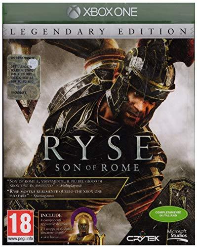 XBoxOne - Ryse: Son Of Rome - Legendary Edition.