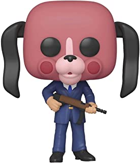 Funko Pop! Television: Umbrella Academy Cha Cha with Mask, Action Figure - 45054
