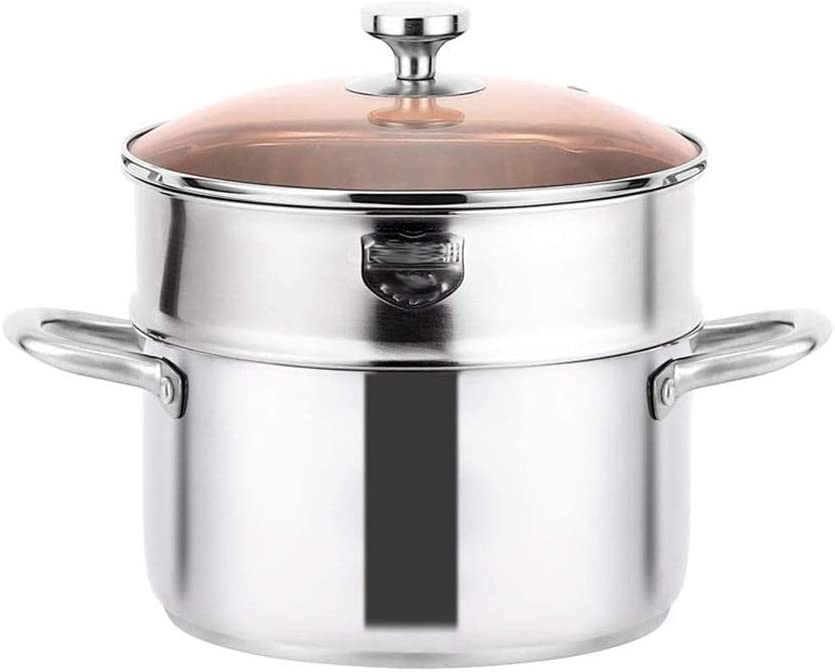 Weekly update SHUNFENG-Ltd Milk Pot Steamer Thick Dou Tampa Mall Steel Stainless Soup