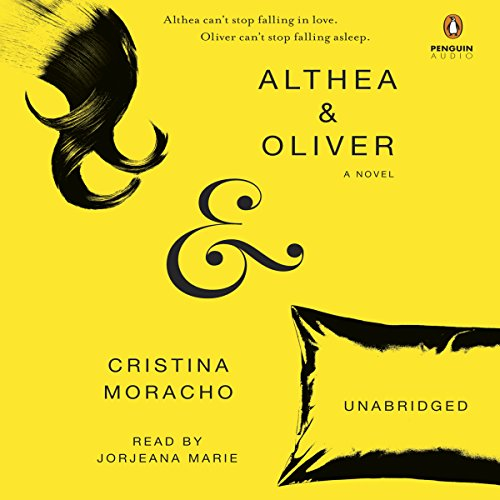 Althea & Oliver audiobook cover art