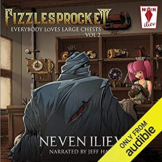 Fizzlesprocket: Everybody Loves Large Chests - Vol. 2 cover art