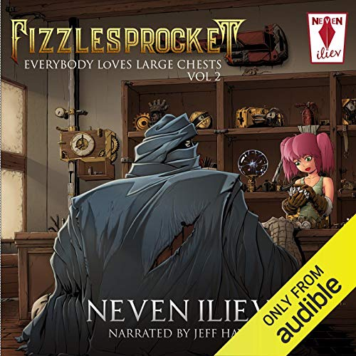 Couverture de Fizzlesprocket: Everybody Loves Large Chests - Vol. 2