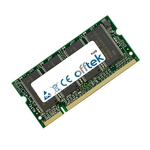 OFFTEK 512MB Ersatz Arbeitsspeicher RAM Memory für Xerox Phaser 6360 (PC2700) Drucker-Speicher