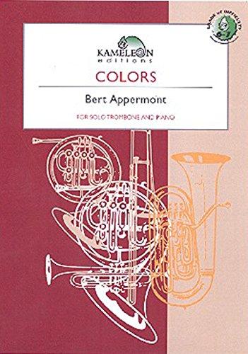 アッペルモント: カラーズ/デ・ハスケ社/トロンボーンとピアノ