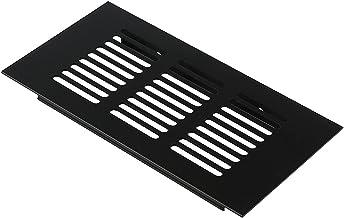 Ventilatiegatplaat 150mm Breedte Ventilatie Geperforeerd Blad Aluminium Air Ventilator Grille Cover Ventilatie voor Kast S...