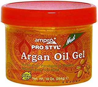 Ampro Gel Argan Oil, 10 Oz.