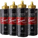 4-Pack Torani Cookies & Cream Puremade Sauce, 16.5 oz