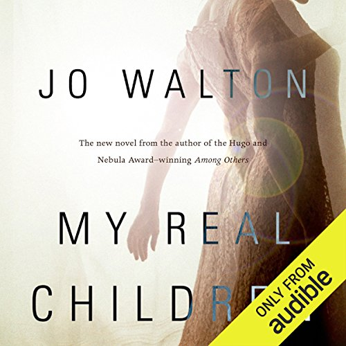My Real Children audiobook cover art