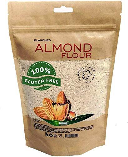 """PuNuts"" Harina de Almendra 1kg, Sin Gluten 100% Natural Almond Flour"
