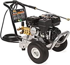 Mi-T-M WP-3200-0MHB Wp-3200-0Mhb Wp (Work Pro) Series Pressure Washer, Gasoline Direct Drive, 3200 Psi, 2.4 Gpm, 196 Cc Honda Ohv Engine