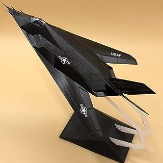 NKJWHB Avión a Escala 1:72 Modelo F117 Night Hawk
