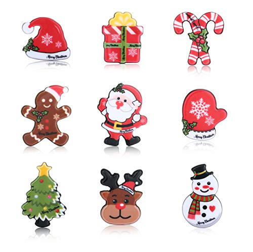 Broche Navidad  marca sailimue
