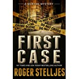 FIRST CASE: Murder Alley - Crime Thriller (McRyan Mystery Thriller and Suspense Series Book) (McRyan Mystery Series) (English Edition)