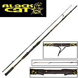 Black Cat Bait Maker Feeder 2,80m 120g - Feederrute zum Angeln auf Friedfische, Angelrute zum Friedfischangeln, Grundrute -