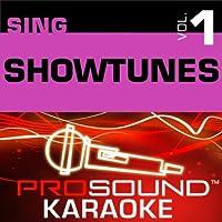 Sing Show Tunes Vol. 1 [KARAOKE]
