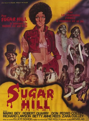 Sugar Hill - 1974 - 11 x 17 Poster - Foreign - Style A
