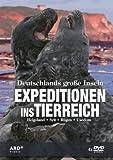 Expeditionen ins Tierreich: Deutschlands große Inseln (Helgoland/Sylt/Usedom/Rügen - 4 DVDs)