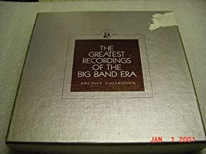 2 Audio Music Cassette Set Of The Greatest Recordings of The Big Band Era Archive Of DUKE ELLINGTON AND HIS ORCHESTRA and FRANKEI CARLE AND HIS ORCHESTRA and BOB CHESTER AND HIS ORCHESTRA. Box set with booklet.