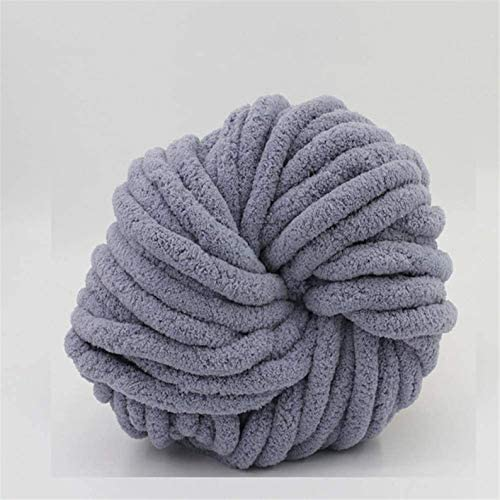 Chenille Yarn Chunky Knitting Deluxe Super Bulky Roving for Soft 2021new shipping free shipping H