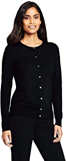 Lands' End Women's Petite Supima Cotton Long Sleeve...