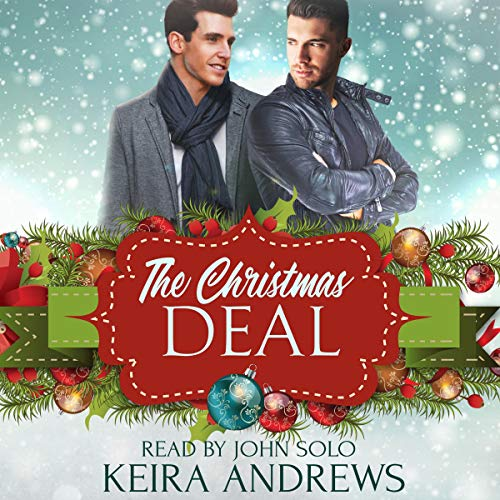 The Christmas Deal  By  cover art