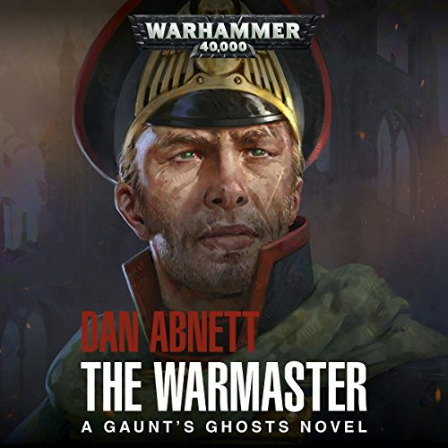 The Warmaster audiobook cover art