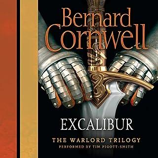 Excalibur audiobook cover art