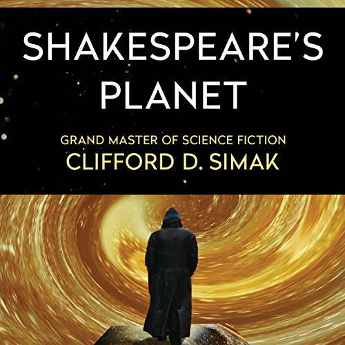 Shakespeare's Planet audiobook cover art