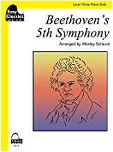 Best beethoven 5th symphony piano sheet music Reviews