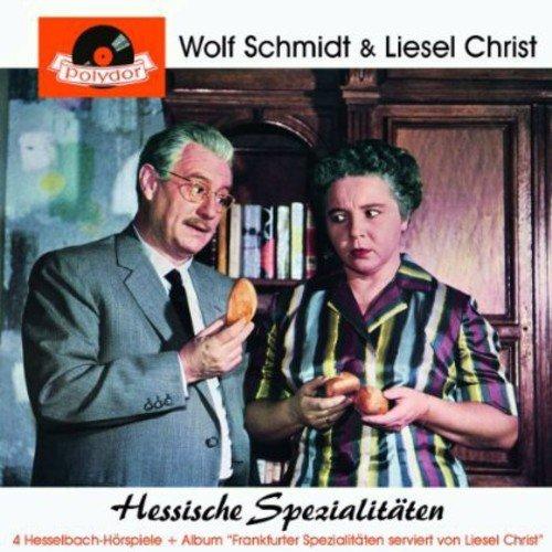 Hessische Spezialitäten: 4 Hesselbach-Hörspiele