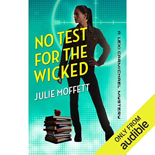 No Test for the Wicked audiobook cover art