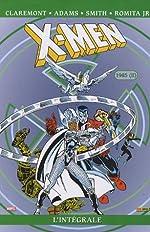 X-Men Integrale T11 1985 de Chris Claremont