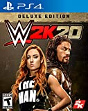 WWE 2K20 Deluxe Edition   Playstation 4