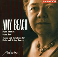 Beach: Piano Quintet, Theme & Variations for Flute and String Quartet, Trio for Violin, Cello and Piano by The Ambache (1999-10-19)