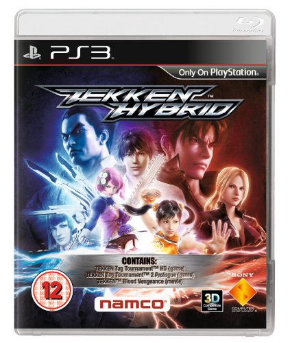 [UK-Import]Tekken Hybrid Game PS3