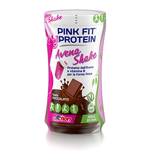 PROACTION Pink Fit® OAT Protein 400 g (cioccolato)
